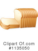 Royalty-Free (RF) Bread Clipart Illustration #1135050