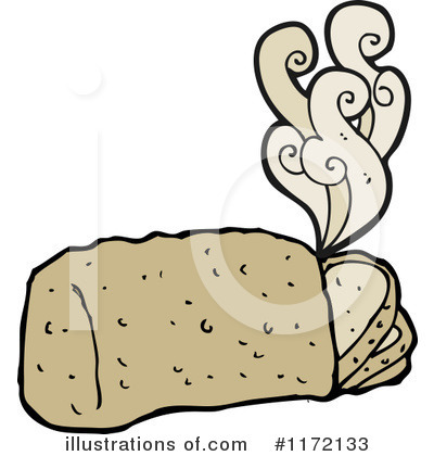 Bread Clipart #1172133 by lineartestpilot
