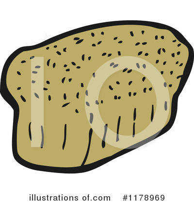 Bread Clipart #1178969 by lineartestpilot