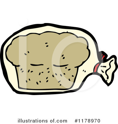Bread Clipart #1178970 by lineartestpilot
