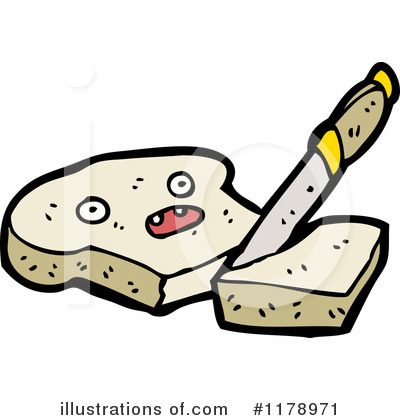 Bread Clipart #1178971 by lineartestpilot