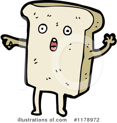 Bread Clipart #1178972 by lineartestpilot