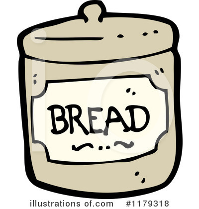 Bread Clipart #1179318 by lineartestpilot
