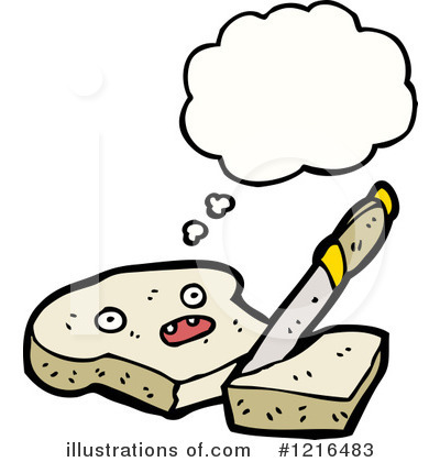 Bread Clipart #1216483 by lineartestpilot