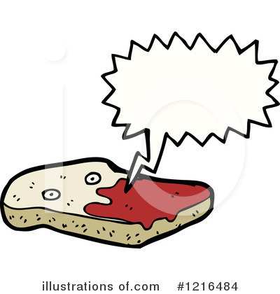 Bread Clipart #1216484 by lineartestpilot