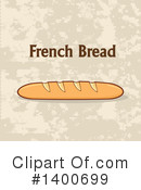 Royalty-Free (RF) Bread Clipart Illustration #1400699