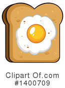 Bread Clipart #1400709 by Hit Toon