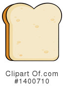 Royalty-Free (RF) Bread Clipart Illustration #1400710