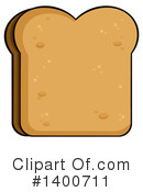 Royalty-Free (RF) Bread Clipart Illustration #1400711