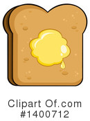 Royalty-Free (RF) Bread Clipart Illustration #1400712