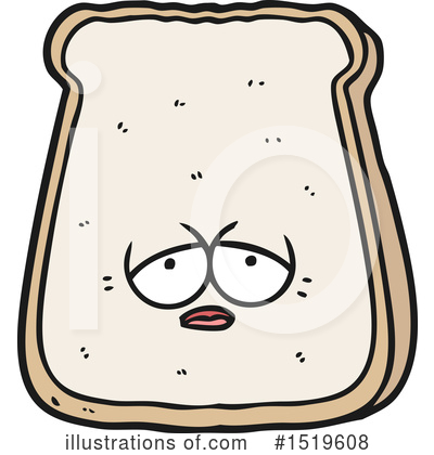 Bread Clipart #1519608 by lineartestpilot