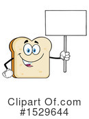 Bread Clipart #1529644 by Hit Toon