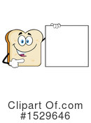 Bread Clipart #1529646 by Hit Toon