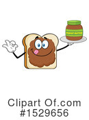 Bread Clipart #1529656 by Hit Toon
