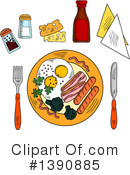 Breakfast Clipart #1390885