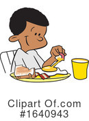 Breakfast Clipart #1640943 by Johnny Sajem