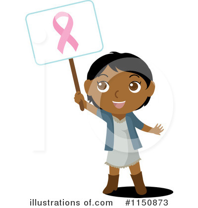 Breast Cancer Clipart #1150873 by Rosie Piter