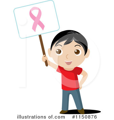 Breast Cancer Clipart #1150876 by Rosie Piter