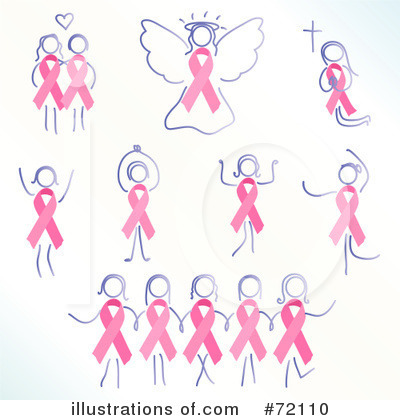 Awareness Ribbon Clipart #72110 by inkgraphics