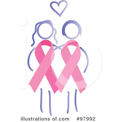 Awareness Ribbons Clipart #97992 by inkgraphics