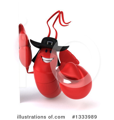 Lobster Clipart #1333989 by Julos
