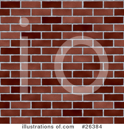 Brick Wall Clipart #26384 by KJ Pargeter