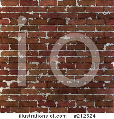 Brick Wall Clipart #212624 by Arena Creative