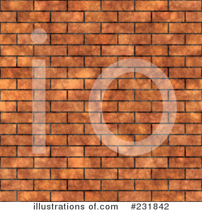 Brick Wall Clipart #231842 by Arena Creative