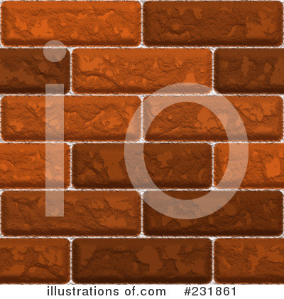Brick Wall Clipart #231861 by Arena Creative