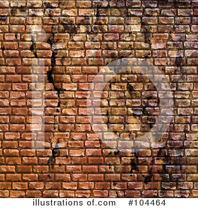 Brick Wall Clipart #104464 by Arena Creative