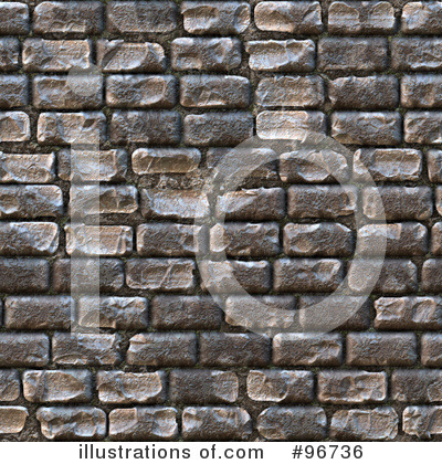 Brick Wall Clipart #96736 by Arena Creative