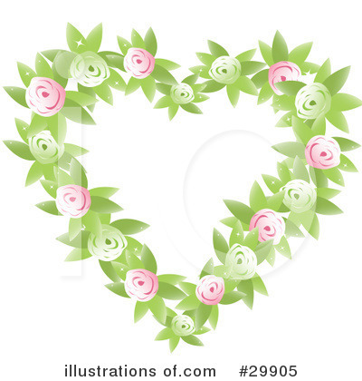 Royalty-Free (RF) Bridal Clipart Illustration by Melisende Vector - Stock Sample #29905