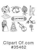 Bridal Clipart #35462 by C Charley-Franzwa