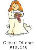 Bride Clipart #100518 by Snowy