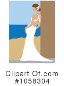 Bride Clipart #1058304 by Pams Clipart