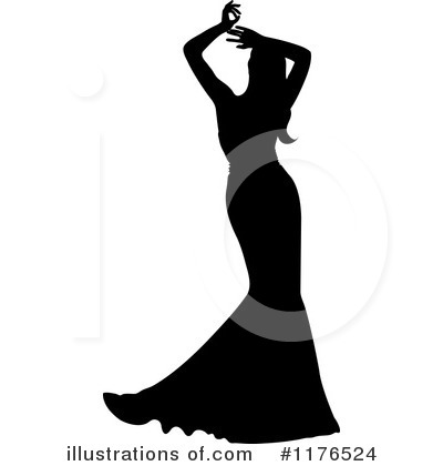 Fashion Clipart #1176524 by Pams Clipart