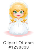 Bride Clipart #1298833 by Liron Peer
