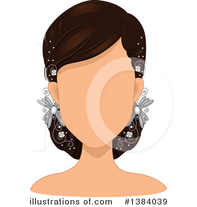Mannequin Clipart #1384039 by BNP Design Studio