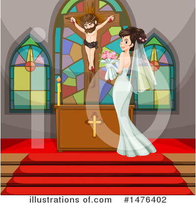 Wedding Clipart #1476402 by Graphics RF