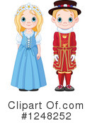 British Clipart #1248252 by Pushkin