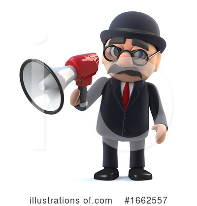 Gentleman Clipart #1662557 by Steve Young