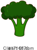 Broccoli Clipart #1714676 by Graphics RF