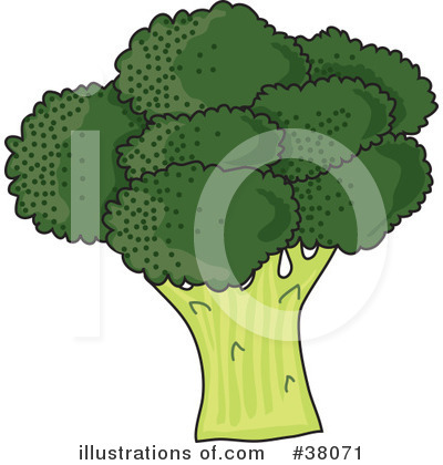 Vegetable Clipart #38071 by Maria Bell