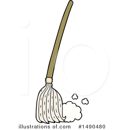 Sweeping Clipart #1490480 by lineartestpilot