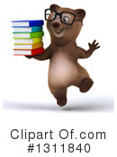 Brown Bear Clipart #1311840 by Julos