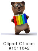 Brown Bear Clipart #1311842 by Julos
