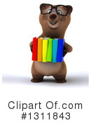 Brown Bear Clipart #1311843 by Julos