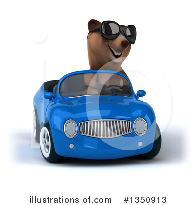 Brown Bear Clipart #1350913 by Julos