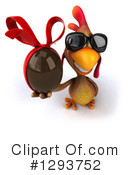 Brown Chicken Clipart #1293752 by Julos