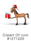 Brown Horse Clipart #1271225
